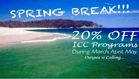 ICC's Spring Break Deals